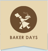 Baker Days Promo Codes