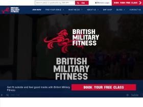 British Military Fitness Promo Codes