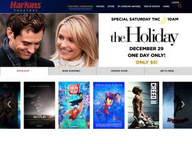 Harkins Theatres Promo Codes
