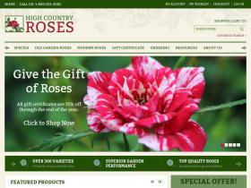 Highcountryroses Promo Codes
